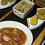 recette Filet Mignon de Porc Sauce au Spéculoos