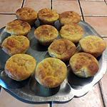 recette Muffins au petit-suisse et à la poire