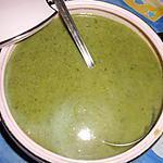 recette Potage au cresson