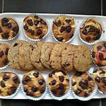recette Cookies choco-caramel (meilleur que les autres ^^)