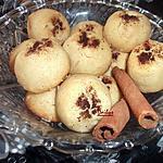 recette Ghribiya (Montécao) à la Farine de Pois Chiche