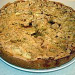 recette tarte flamande aux pommes