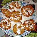 recette Les beignets aux pommes