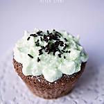 recette Cupcake Menthe-choco by SweetPo :)