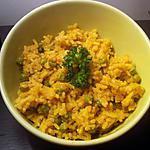recette riz a l'indienne