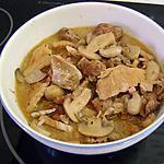 recette lapin ( ou poulet ) bonne femme