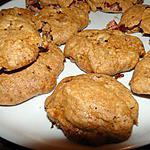 recette Meringues aux framboises et au sucre brun