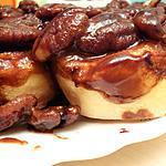 recette Pecan rolls - Roulés aux noix de pécan