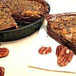 recette Pecan pie - Tarte aux noix de pécan