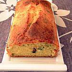 recette CAKE AU CITRON ET PISTACHES