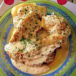 recette filet de plie et sa sauce écume de mer