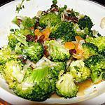 recette Salade de broccoli (recette mexicaine)