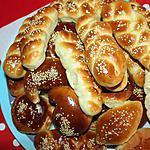 recette hallot pains de shabbat