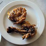 recette Cuisses de poulet au grill, repas anti-cholestérol