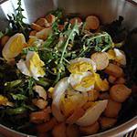 recette salade de pissenlit