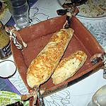 Petit pain aux fromages