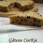 recette Gâteau CooKie