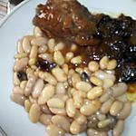 recette manchons de canard aux pruneaux