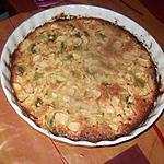recette gateau  aux pommes  kiwis     d isa  fait   par hanor ;;;;  gateau du déménagement