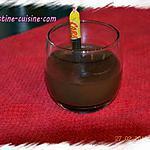 recette Mousse au chocolat et carambar