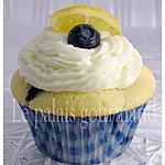 recette Petits gâteaux au citron Meyer et aux bleuets