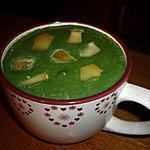 recette Soupe toute verte