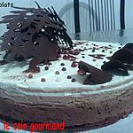 recette le 3 chocolats,mmmmmmh!