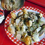 recette cotes de bettes au thon
