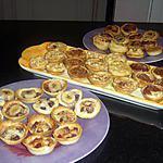 recette Minis Tartelettes sucrées : chocolat & banane ; figues ; fraises séchées & chocolat blanc