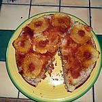 recette gateau yaourt au pomme caramelisé
