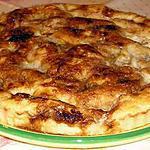 Tarte au sucre (vergeoise brune)