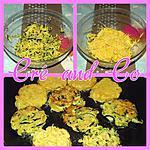 recette Galette de pommes de terre et courgettes