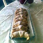 recette mini croissants de crémina,top