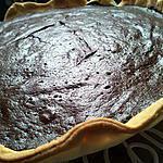 recette Tarte mousse au chocolat