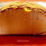 recette pain (sucré) à la farine de maïs