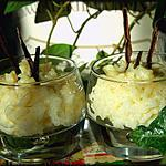 recette Riz au lait à la vanille et miel d'Oranger