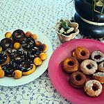 recette Les doonuts de Fatima84