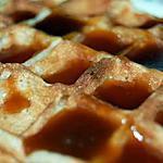 recette Gaufre au Salidou