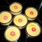 """recette Crème à la fraise """"Tagada ®"""""""