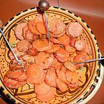 recette Carottes au cumin (pour l apero)