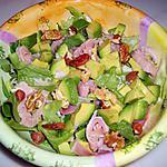 recette Ma salade composée