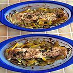 recette saumon en papillotes