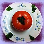 recette Tomate farcie au Thon