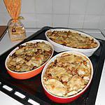 """recette Ma """"chti"""" croziflette au maroilles."""