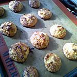 recette Rocher à la noix de coco