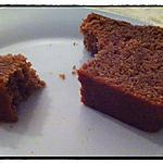 Cake au Nutella sans beurre