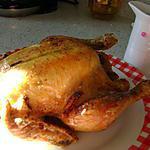 recette poulet roti parfumé au porto