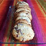 recette Cookies au toblerone