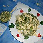 Poireaux vinaigrette a la flamande
