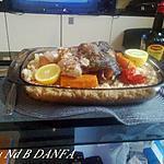 recette Thieb Djeun bou weeh (riz au poisson blanc)